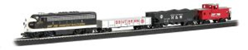 Bachmann Trains 00691 HO Scale NS Thoroughbred Freight Set/F7
