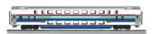 Bachmann Trains 13246 HO Double-Deck Commuter Car MTA