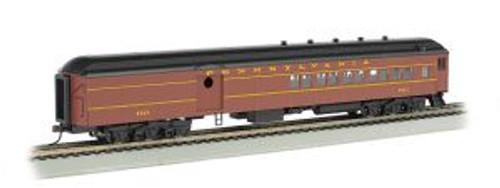 Bachmann trains 13601 HO Scale 72' Hvywt.Combine PRR #9921/Postwar