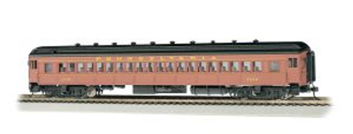 Bachmann Trains 13707 HO 72' Hvywt.Coach PRR #4536/Postwar