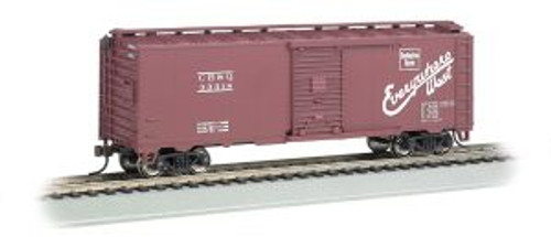 Bachmann Trains 15003 HO Scale 40' Steam Era Boxcar Burlington