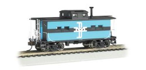 Bachmann 16818 HO Scale NE Steel Caboose B&M #C-120