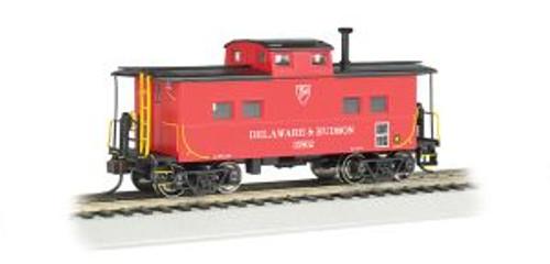 Bachmann trains 16812 HO Scale NE Steel Caboose D&H