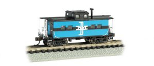 Bachmann Trains 16860 N Scale NE Steel Caboose B&M