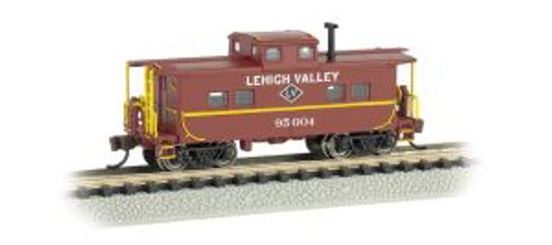 Bachmann Trains 16858 N NE Steel Caboose LV #95004/tuscan