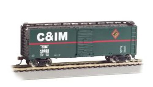 Bachmann Trains 17025 HO Scale 40' PS-1 Boxcar C&IM