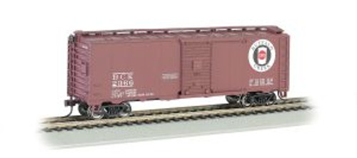 Bachmann 17018 HO Scale 40' PS-1 Boxcar Buffalo Creek