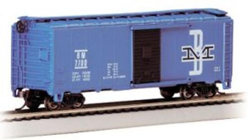 Bachmann Trains 17048 HO Scale 40' PS-1 Boxcar B&M