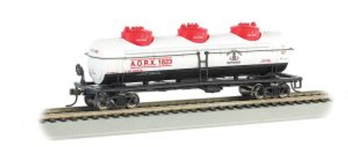 Bachmann Trains 17103 HO Scale 40' Triple Dome Tank Car Allegheny Refining