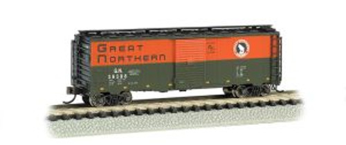 Bachmann Trains 17059 N Scale 40' Boxcar Georgia Northern