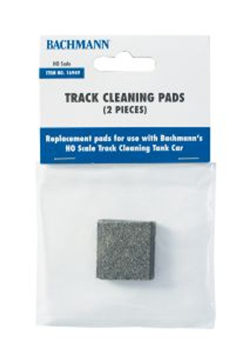 Bachmann 16949 HO Scale Track Cleaning Replacement Pads
