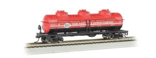 Bachmann Trains 17145 HO Scale 40' Triple Dome Tank Car Cook Paint & Varnish Co.