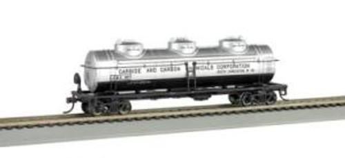 Bachmann Trains 17144 HO Scale 40' Triple Dome Tank Car Carbon Chemicals