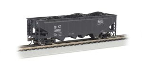 Bachmann Trains 17644 HO Scale 40' Quad Hopper B&M