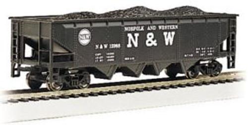 Bachmann Trains 17642 HO Scale 40' Quad Hopper N&W