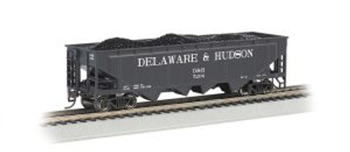 Bachmann Trains 17627 HO Trains 40' Quad Hopper D&H