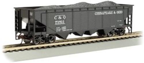 Bachmann Trains 17605 HO Trains 40' Quad Hopper C&O #71511