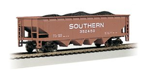 Bachmann Trains 17604 HO Scale 40' Quad Hopper SOU