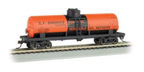 Bachmann Trains 17847 HO Scale 40' Single Dome Tank Car C.F.Simonins Sons Inc.