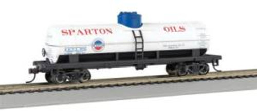 Bachmann Trains 17848 HO Scale 40' Single Dome Tank Car Sparton Oil Company