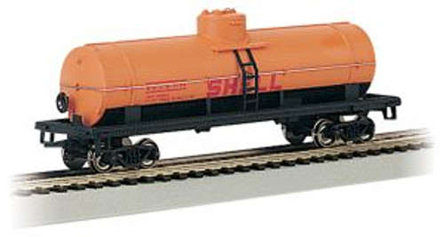 Bachmann Trains 17834 HO Scale 40' Single Dome Tank Car Shell