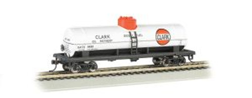 Bachmann Trains 17836 HO Scale 40' Single Dome Tank Car Clark