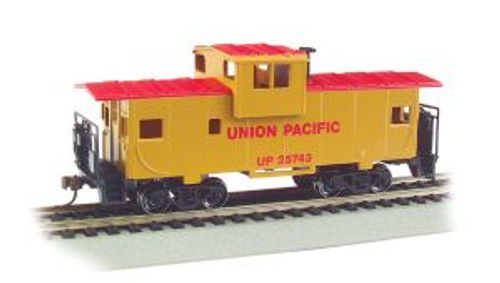 Bachmann Trains 17701 HO Scale 36' WV Caboose UP
