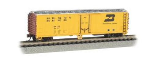 Bachmann Trains 17951 N Scale 50' Steel Reefer BN