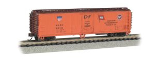 Bachmann Trains 17955 N Scale 50' Steel Reefer American Refrigerator .