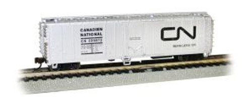 Bachmann Trains 17952 N Scale 50' Steel Reefer CN