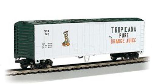 Bachmann Trains 17947 HO Scale 50' Reefer Tropicana