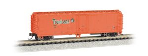 Bachmann Trains 17956 N Scale 50' Steel Reefer Tropicana/org