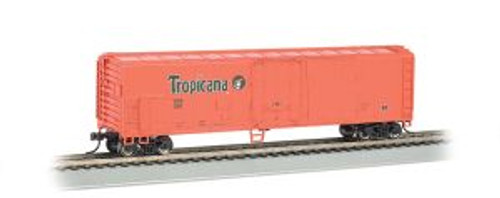 Bachmann Trains 17946 HO Scale 50' Reefer Tropicana/org