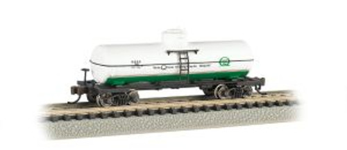 Bachmann Trains 17858 N Scale 36' Single Dome Tank Car Quaker State