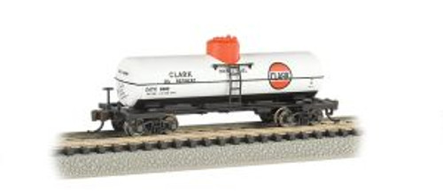 Bachmann Trains 17857 N Scale 36' Single Dome Tank Car Clark