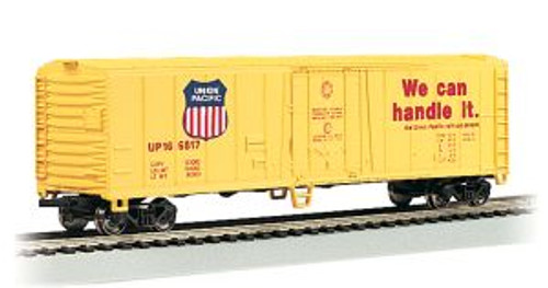 Bachmann Trains 17901 HO Scale 50' Reefer UP