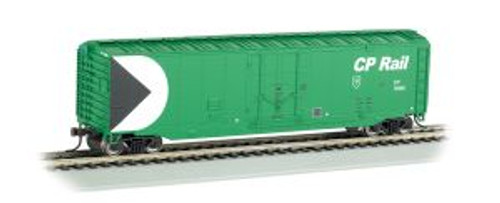 Bachmann Trains 18027 HO Scale 50' PD Boxcar CP Rail/grn