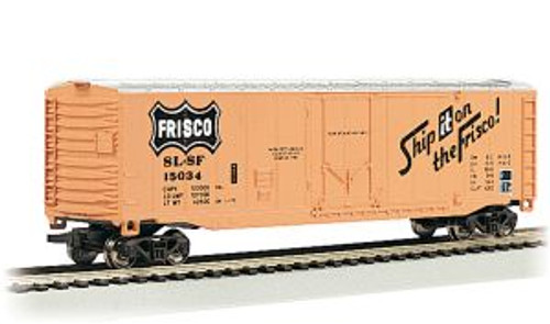 Bachmann Trains 18025 HO Scale 50' PD Boxcar Frisco