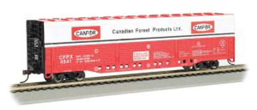 Bachmann Trains 18141 HO Scale All-Door Boxcar Canadian Forest #4541