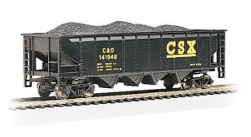 Bachmann Trains 17618 HO Scale 40' Quad Hopper CSX