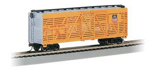 Bachmann Trains 18501 HO Scale 40' Stock Car Union Pacific