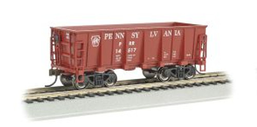 Bachmann Trains 18605 HO Scale Ore Car PRR #14517/Tuscan