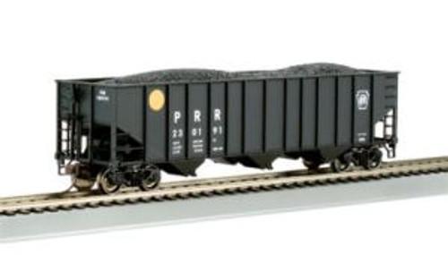 Bachmann Trains 18714 HO Scale 100t 3-Bay Hopper PRR