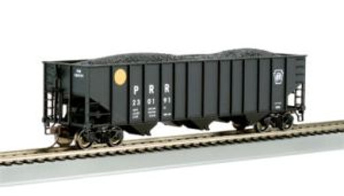 Bachmann Trains 18714 HO Scale 100t 3-Bay Hopper PRR