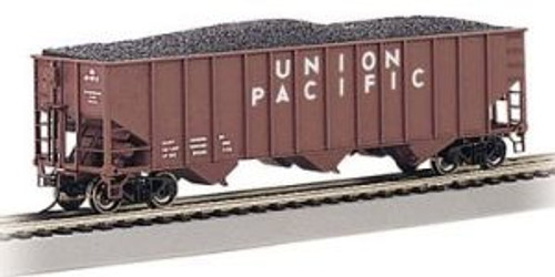 Bachmann Trains 18702 HO Scale 100t 3-Bay Hopper UP