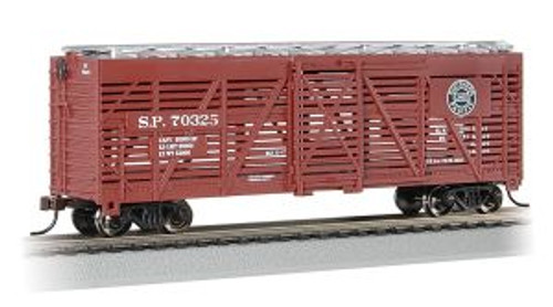 Bachmann Trains 18503 HO Scale 40' Stock Car SP #70325