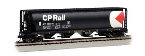 Bachmann Trains 19129 HO Scale 4-Bay Cyl.Hopper CP