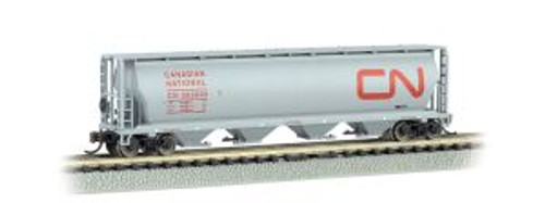 Bachmann Trains 19163 N Scale 4-Bay Cyl.Hopper CN
