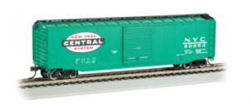 Bachmann Trains 19402 HO Scale 50' Boxcar NYC/grn
