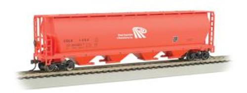 Bachmann Trains 19143 HO Scale 4-Bay Cyl.Hopper Potash Corporation/org